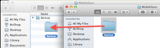 Sync iPhone to your new Mac