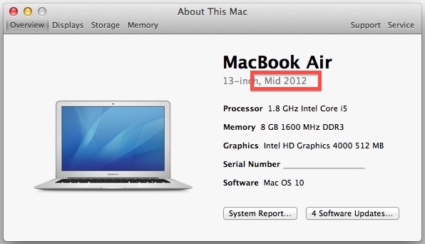 Guide: Upgrade & Replace an SSD on MacBook Air - Tips ...
