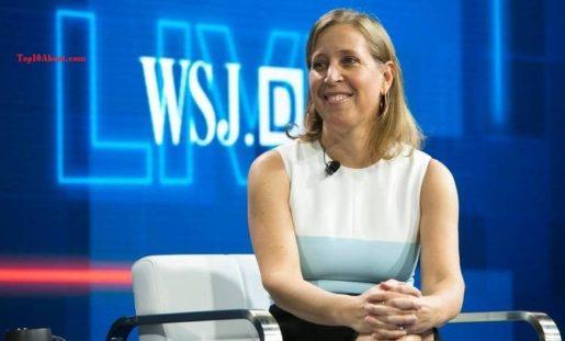 Susan Wojcicki- America's best strongest women