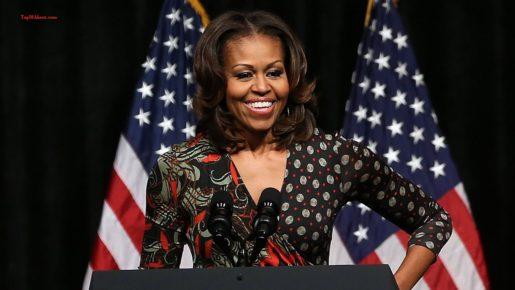 Michelle Obama - America's Best Powerful Women