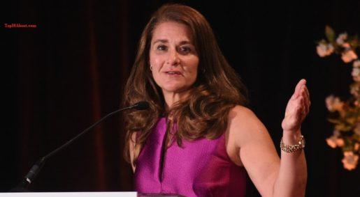 Melinda Gates - The best strongest women in America