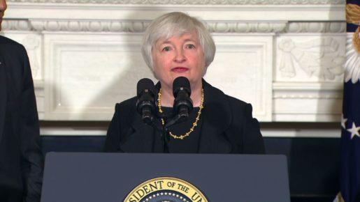 Janet Yellen - America's Best Powerful Women