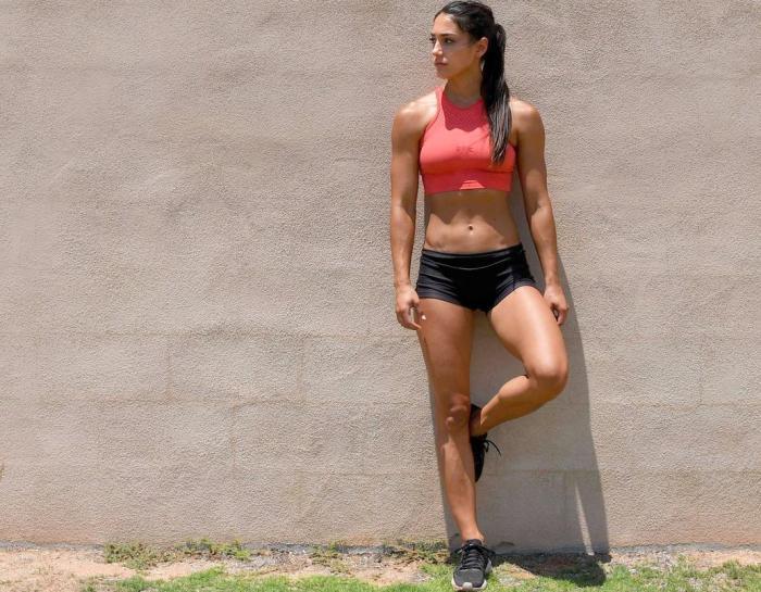 Allison Stokke - the most beautiful sportswomen in the world