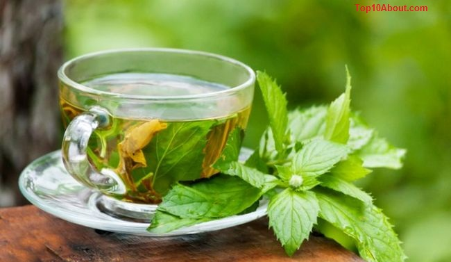 Green Tea - Diabetes-Friendly Diet: 10 Superfoods That Control Blood Sugar