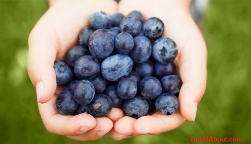 Blueberries - diabetes-friendly diet: 10 super foods that regulate blood sugar