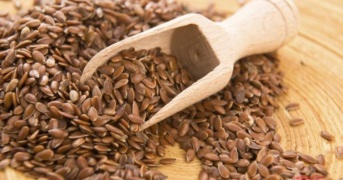 Flaxseeds - a diabetes-friendly diet: 10 superfoods that regulate blood sugar
