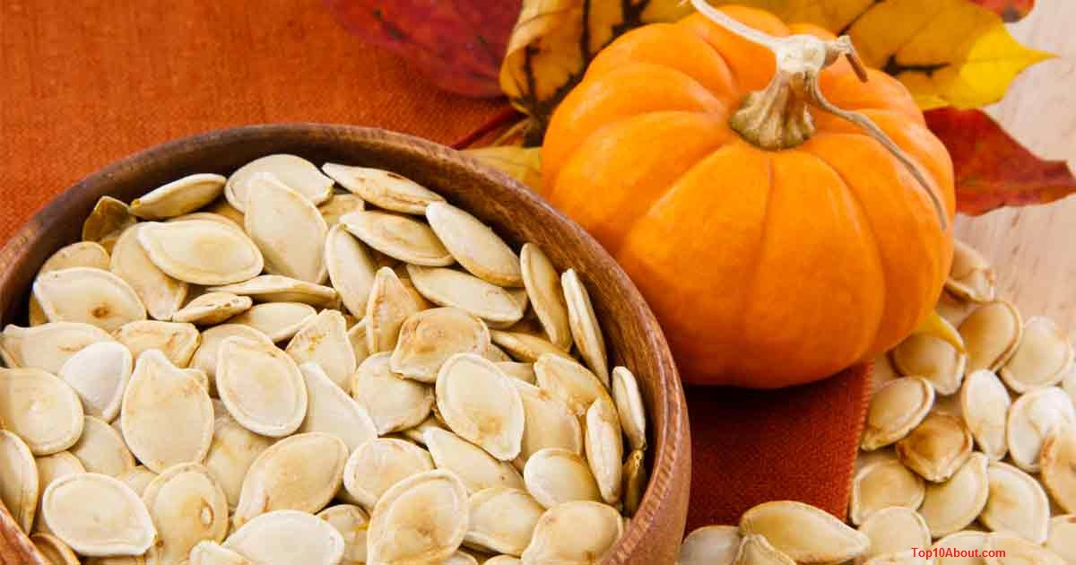Pumpkin seeds - a diabetes-friendly diet: 10 superfoods that regulate blood sugar