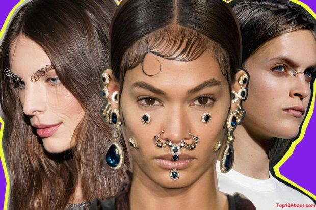 Body piercings with Fleek - the best fashion trends for spring and summer