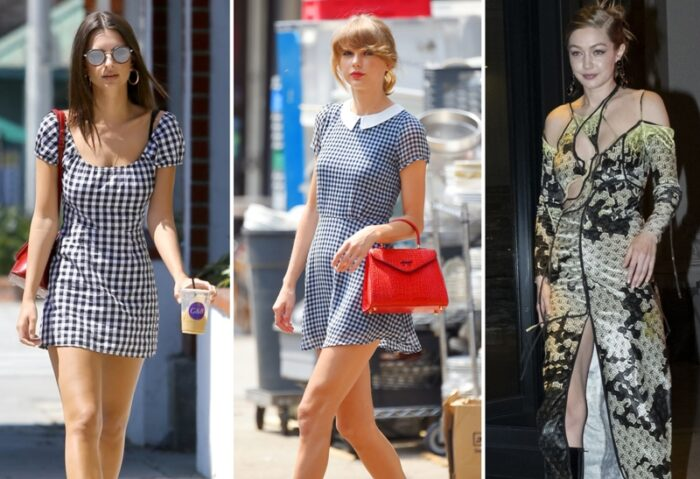 Gingham with a Twist - the best fashion trends for spring-summer
