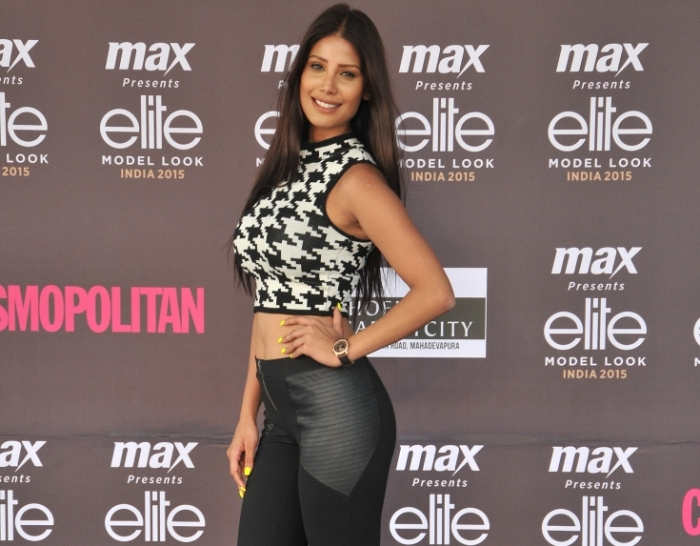 Nicole Faria The best se***xiest Indian models of all time