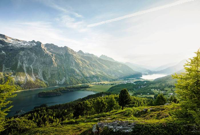 Switzerland (Alps) - The best places to photograph the world