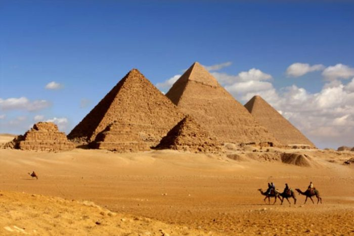 Egypt (Pyramids of Giza) - The best places to photograph the world