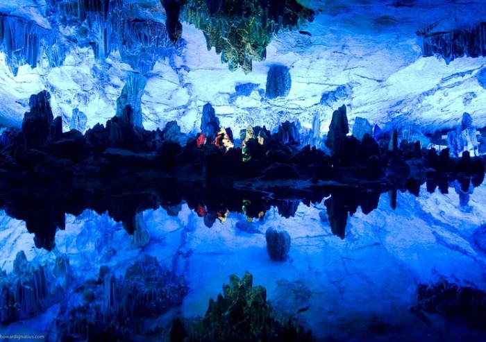 China (Reed Flute Cave) - the best places to photograph the world