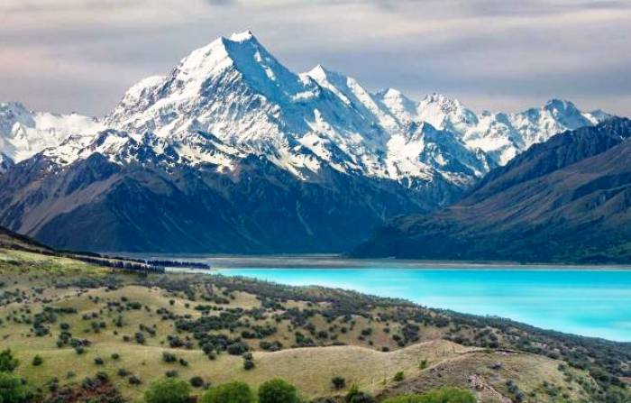 New Zealand (South Island) - The best places to photograph the world