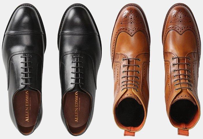 Allen Edmonds - America's best shoe brands