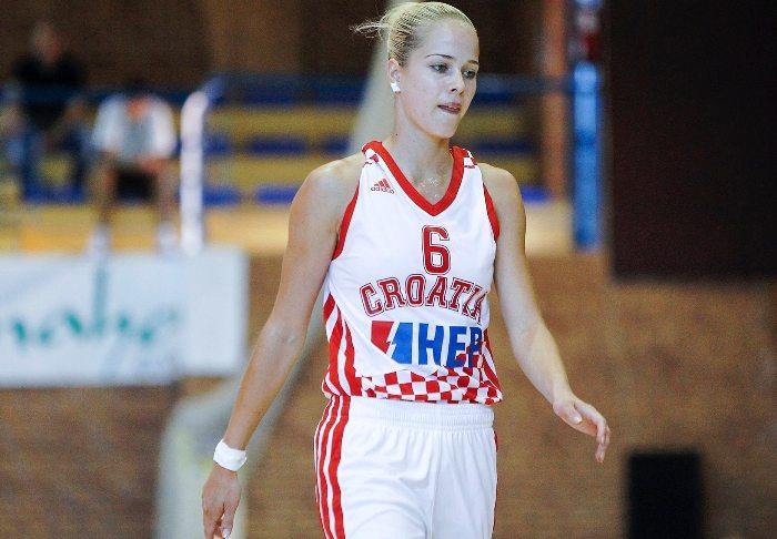 Antonija Sandric - the most beautiful sports women in the world