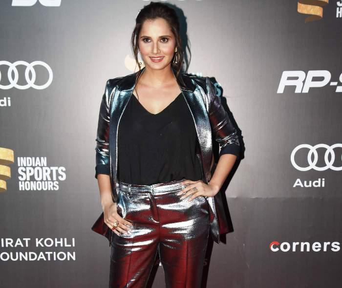 Sania Mirza - the most beautiful sportswomen in the world
