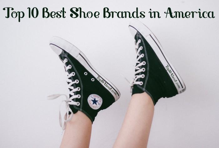 The best shoe brands in America