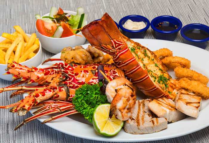Seafood - Diabetes-friendly diet: 10 foods that regulate blood sugar
