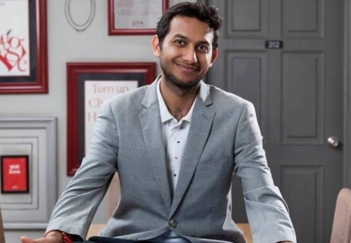 Ritesh Agarwal - India's best complete role models for young people