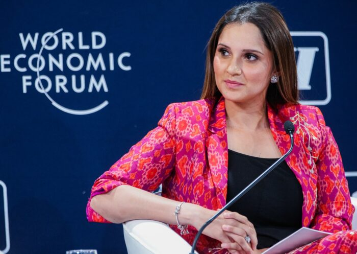Sania Mirza - India's best complete role models for young people