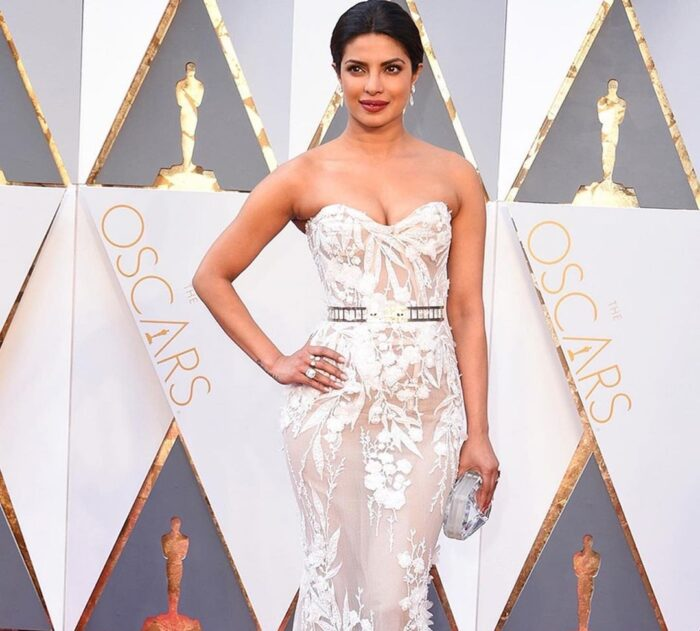 Priyanka Chopra - India's best complete role models for young people