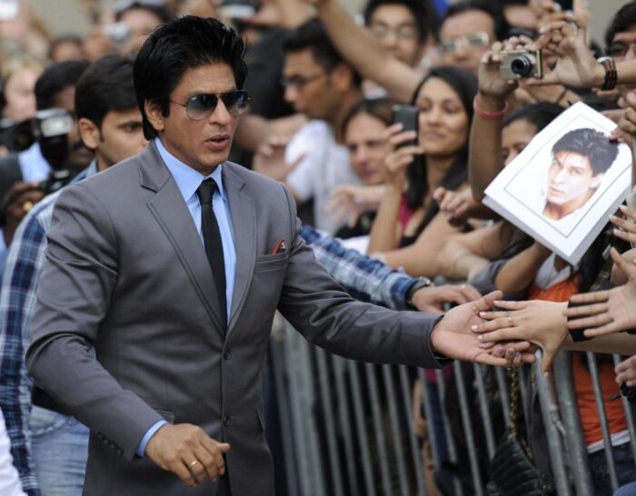 Shah Rukh Khan - India's best complete role models for young people