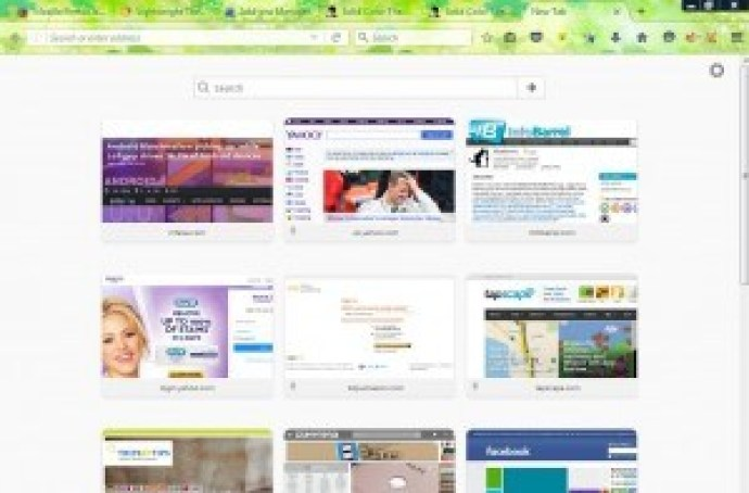 browser theme