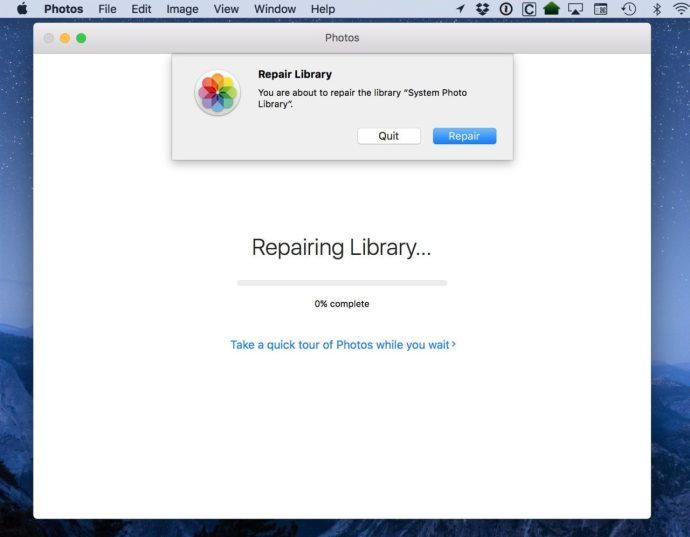 photo repair library