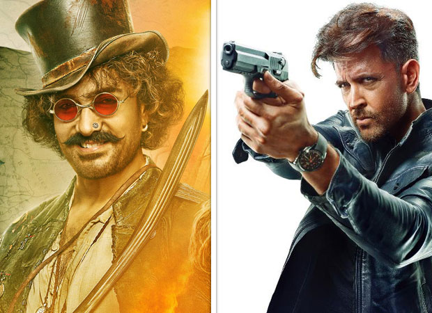 Yash Raj Films demands Thugs of Hindostan terms for Hrithik Roshan – Tiger Shroff starrer War; exhibitors fume | Bollywood News