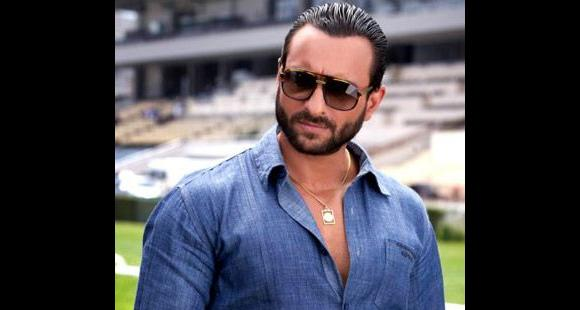Saif Ali Khan rubbishes rumours of Taimur featuring in a film