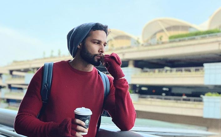 Siddhant Chaturvedi takes away our mid-week blues with his latest post