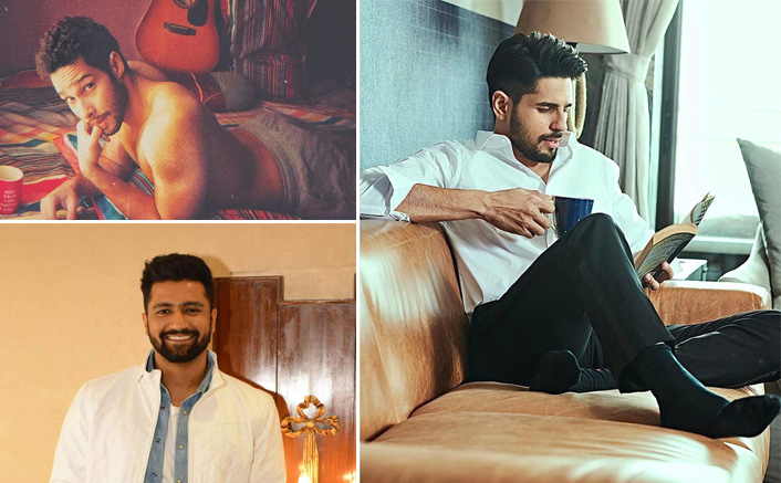 COVID-19 Effect: From Vicky Kaushal to Siddhant Chaturvedi: Here are your favorite celebrities who spend their time in quarantine