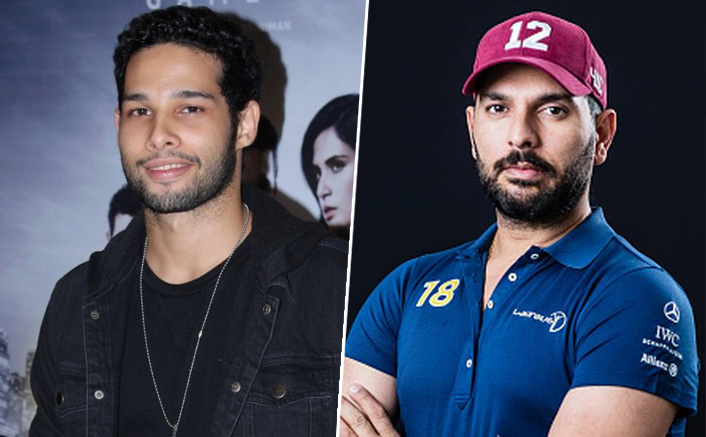 Yuvraj Singh wants Siddhant Chaturvedi to play him in his biopic