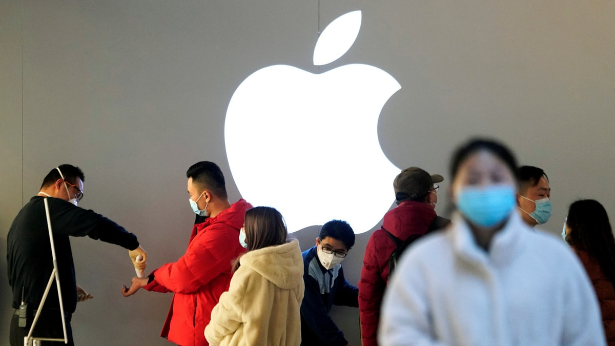 Apple To Donate Millions Of Masks To Health Workers Fighting COVID-19