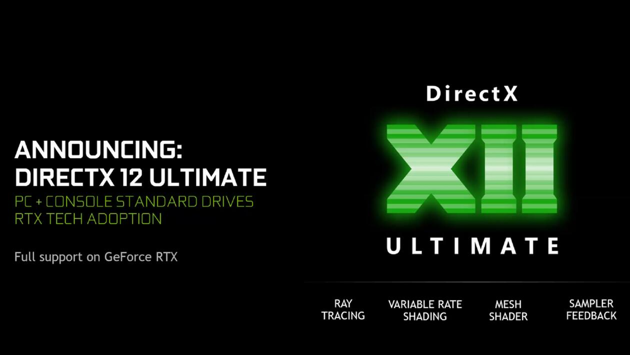 AMD's RDNA 2 gaming architecture will fully support DirectX 12 Ultimate