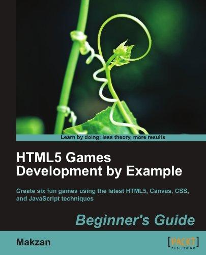 HTML5 game development using the example: Makzan's beginner's guide (08/25/2011)