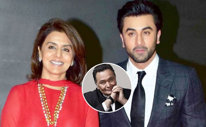 After Rishi Kapoor's death, Ranbir Kapoor does NOT live with mother Neetu Kapoor for THIS reason?