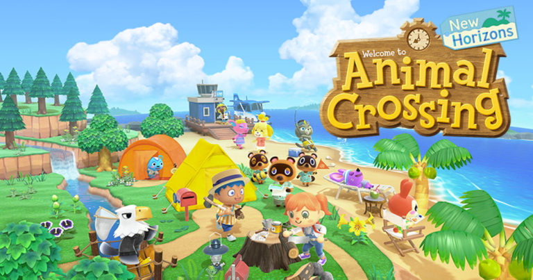 Animal Crossing is Fastest Selling Nintendo Switch Game