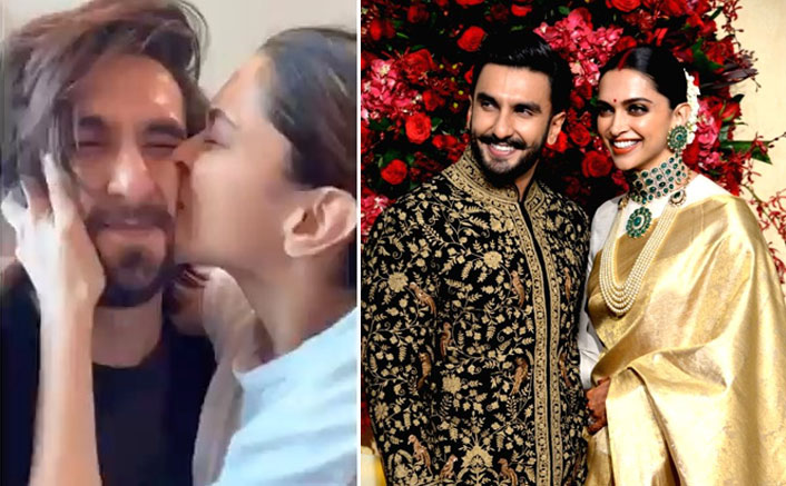 Ranveer Singh believes the suspension is a blessing for him and his wife Deepika Padukone; Here's why