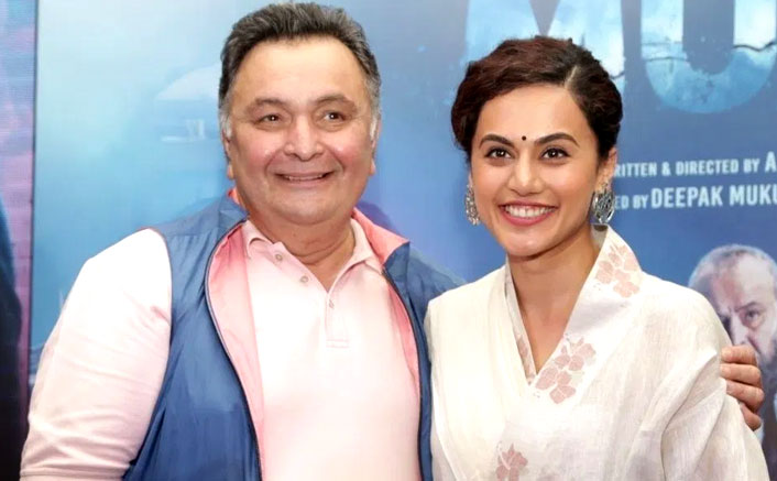 """EXCLUSIVE! Taapsee Pannu on the late actor Rishi Kapoor: """"Will miss the fact that I could never share it …"""""""