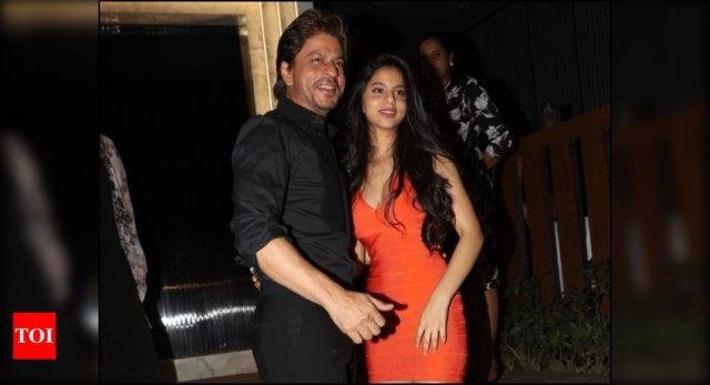 Here's what SRK hates about Suhana