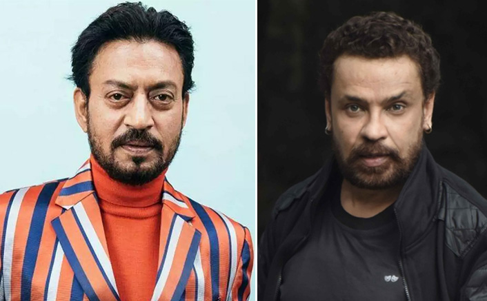 """""""Irrfan Khan found happiness in small things like flying kites or playing cricket"""": Imraan Hasnee"""