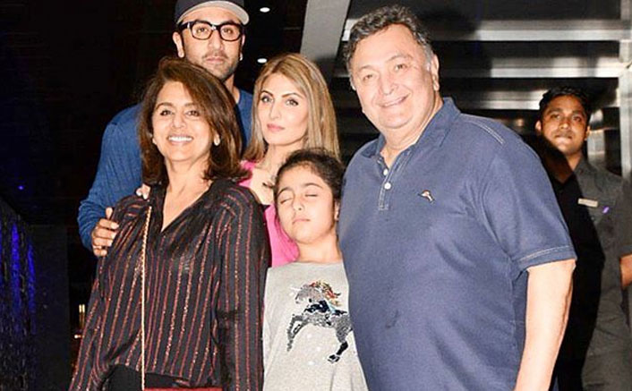 Neetu Kapoor misses Rishi Kapoor, her latest emotional contribution will bring tears to your eyes