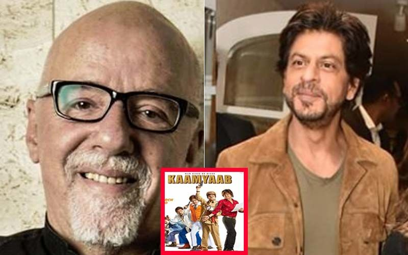 Paulo Coelho, Thanks To Shah Rukh Khan For Sanjay Mishra Rigid Kaamyaab; Says, 'This Film Is Labeled As A Comedy, Is, In Fact, The Tragedy Of Art'