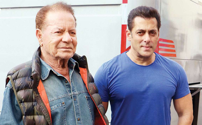 Salman Khan's father Salim Khan reveals how he took oath in the superstar's absence