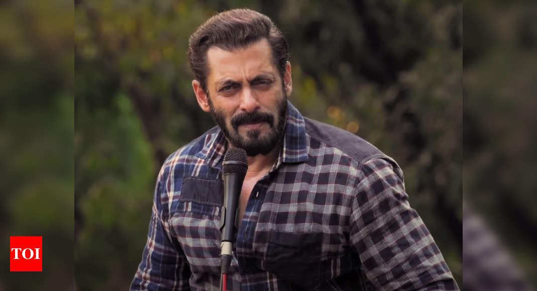 Salman worked on his Songs up to its release?