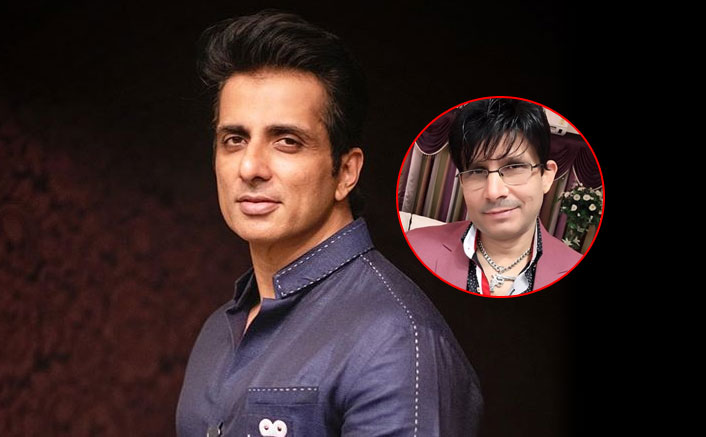 Sonu Sood's response to KRK about helping migrants reach their homes will enrich your day