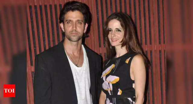 Sussanne Khan on your life without Hrithik