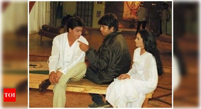 THIS image of SRK, Rani & KJo is pure gold